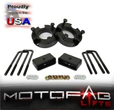 "2005-2018 fits Toyota Tacoma 2"" Front 2"" Rear Leveling Lift Kit 4WD 2WD USA MADE"