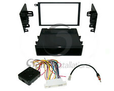 Radio Stereo Installation Dash Kit Combo SD/DD + Wire Harness + Antenna G7
