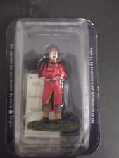 DEAGOSTINI Chinese Soldier 6th Century 1/32 Lead Toy Sealed in Blister SM051