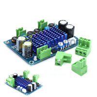 DC8-28V TPA3116D2 2x120W High Power Digital Amp Audio Amplifier Board Module