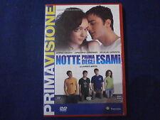 NOTTE PRIMA DEGLI ESAMI - FILM IN DVD ORIGINALE - visitate COMPRO FUMETTI SHOP