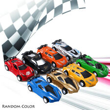 New 8 Typies Mini Pull Back Car Toy Speed Racing Vehicles Model Children Gifts