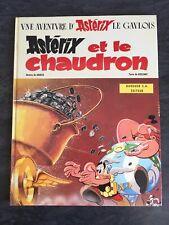 BD Astérix Et Le Chaudron - Édition Originale - 1er Trimestre 1969