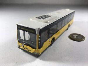 Y427 RIETZE BUS BVG Berlin 1:87 Stadtbus Eindecker gelb weiß Modellbus H0 MB