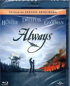 "Blu-ray ""ALWAYS"" Steven Spielberg NEUF SOUS BLISTER"