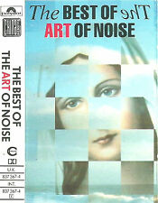 ART OF NOISE THE BEST OF CASSETTE ALBUM TOM JONES DUANE EDDY ELECTRONIC AMBIENT
