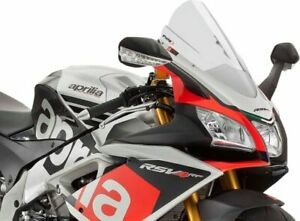 2016-2019 Aprilia RSV4 RF Puig Racing Windscreen, Clear  7614W