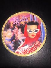 From Barbie With Love ROMAN HOLIDAY 1962 Mini Plate w/Easel dated 1993 Enesco