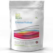 500 Tabletten 200mcg  (vegan) Chromium Picolinate  Chrom Picolinat - No Kapseln