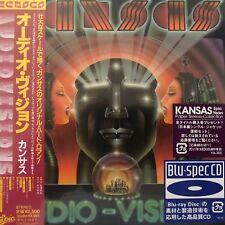 Audio-Visions by Kansas (CD mini LP),2011 EICP-20079 / Japan