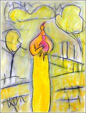 OSMOSE   modern art painting CONTEMPORARY