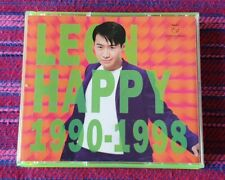 Leon Lai ( 黎明 ) ~ Leon Happy 1990 - 1998 ( Hong Kong Press ) Cd