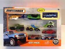 2016 MATCHBOX GIFT PACK 9 CAR EXCLUSIVE 1985 TOYOTA 4 RUNNER BLUE