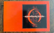 A Perfect Circle Mer De Noms Sticker Promo - Tool Puscifer Maynard vtg 2000 rock
