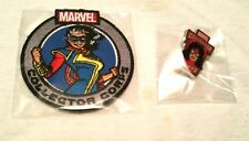 Marvel Collector Corps Ms. Marvel Patch and Spider-Woman June 2016 Women Power