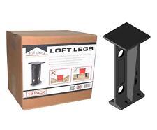 24X  Loft insulation spacer raised storage boarding loftlegs stilts, loftleg leg