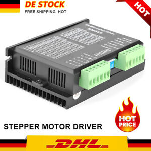DM556 Digital Stepper Motor Driver 2-Phase 5.6A for 57 86 Stepping Motor