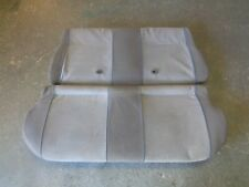 FORD ESCORT CABRIOLETMK3 XR3I REAR SEATS IN GOOD USABLE CONDITION