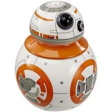 Star Wars BB-8 Cerámica Sal Y Pimentero A ESTRENAR EN CAJA DISNEY