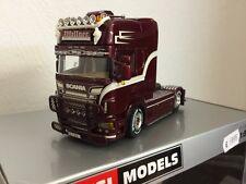 WSI 1:50 Scania 4x2 Topline Franz Wallner 01-1713