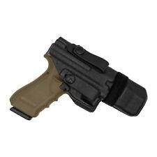 Raven Concealment Morrigan Kydex Ambi Holster Black for Gen 1-5 Glock 17 22 31