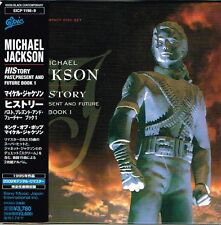 "Michael Jackson  ""HIStory - Past, Present And Future - Book I"" Japan Mini LP 2CD"
