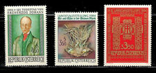 Austria Collection Lot Scott #1273-1275 Stamps MNH Mint Never Hinged  <A558>