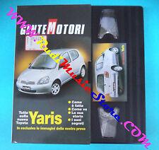 VHS YARIS 5/99 1999 PROMO COPIA GENTE MOTORI (F77) no dvd