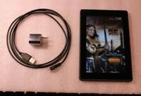 Amazon Kindle Fire HD (3rd Generation) 8GB, Wi-Fi, 7in - Black