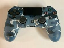 Sony Playstation 4 Wireless Controller Dualshock 4 For PS4 - Blue Camo