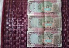 10 rupees 2 peacock 3 used notes malhotra