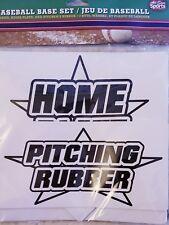 Kids Baseball Base Set All Star Sports Brand New In Package
