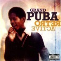 Grand Puba, Retroactive, Audio CD