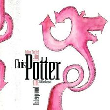 Follow The Red Line-Live At The V - Chris Potter (2007, CD NIEUW)