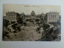Postal de Marseille. Palais Longchamp.