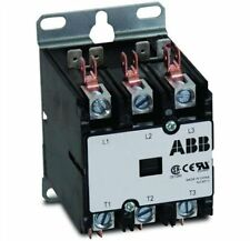 ABB DP40C3P-1 40 Amp, 3 Pole 120V Coil, Definite Purpose Contactor