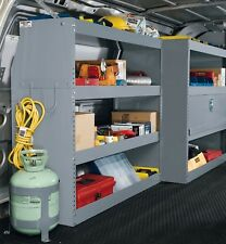 "Contour Shelving for Van Storage and Organization - American Van - 16""D x 48""W"