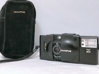 🟢NEAR MINT w/ Case🟢Olympus XA2  A11 Rangefinder Film Camera from JAPAN 354