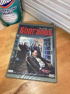 Region 3 Asia The Sopranoes Season 6 DVD Sealed