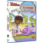 Doctor The Plush 4 The clinique Mobile DVD New