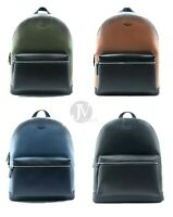 Michael Kors Mens Harrison Smooth Gradient Leather Large Backpack Bag
