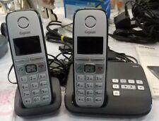 Seniorenfreundliches Telefon Gigaset E 310A mit Anrufbeatworter plus Mobilteil