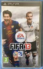 PSP FIFA 13 PAL ESPAÑA