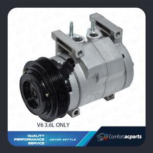 AC A/C Compressor Fits: Dodge Challenger - Charger - Durango - 300 V6 3.6L