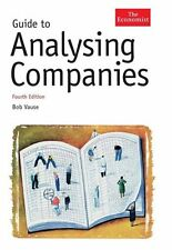 The Economist Guide To Analysing Companies,Bob Vause