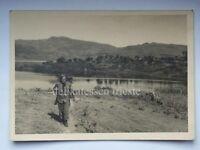 ETIOPIA AOI colonie coloniale vecchia cartolina fotografica 5