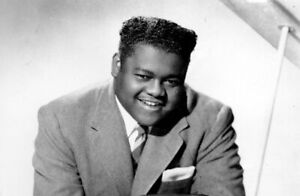 Complete Fats Domino Discography, 1949 to 1962,168 Songs - Highest Quality MP3's