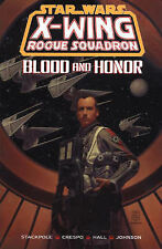X-Wing Rogue Squadron: Blood and Honour (Star Wars), Very Good Condition Book, H