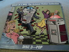"CD DIGIPACK ""BRAIN IN A BOX : THE SCIENCE FICTION COLLECTION - VOLUME 3"" Pop"