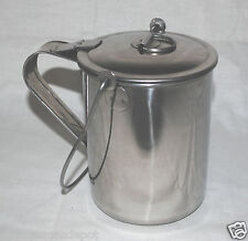 Mucket Stainless Steel - Civil War - 32 oz. - Civil War - L@@K!